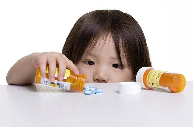 Prescription Drugs, Kids, Children, Accidental Poisoning