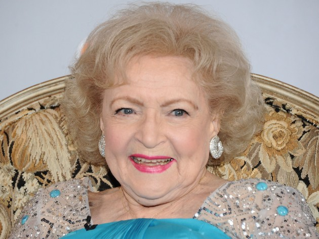 Time with Betty White is being auctioned off