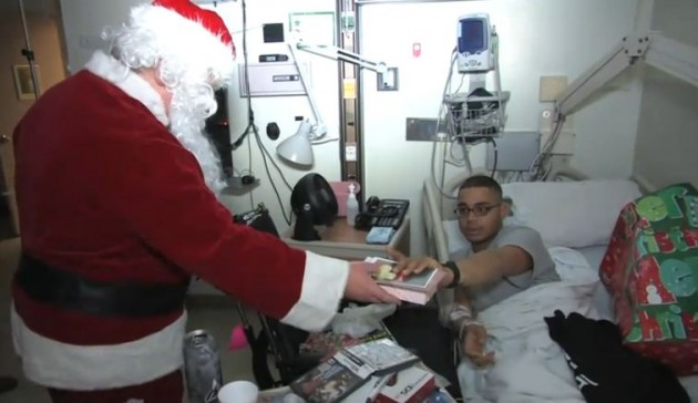 Holiday Mail for Heros-Red Cross