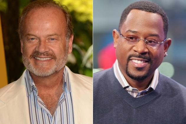 Kelsey Grammer Martin Lawrence Sitcom