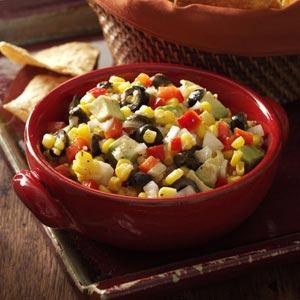 Avocado Salsa from Taste of Home