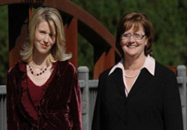 Susan and Christine Anderson
