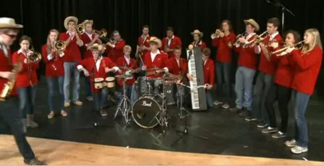 Duluth East High School Jazz Ensemble