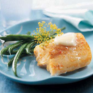 Taste of Home Broiled Cod