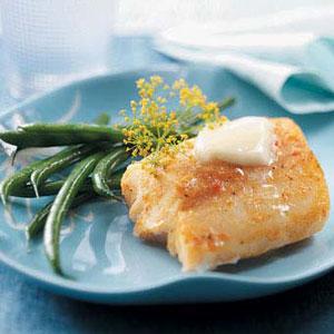 Taste of Home Broiled Cod
