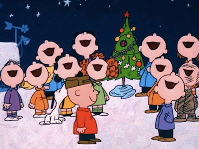 a charlie brown christmas special charles schulz sparky peanuts
