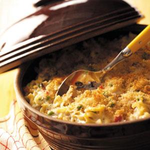 Taste of Home's Tuna 'n' Pea Casserole