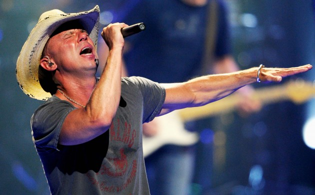 Country Artist Kenny Chesney