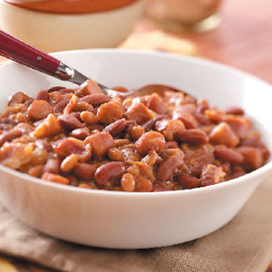 Taste of Home's Smokey Beans