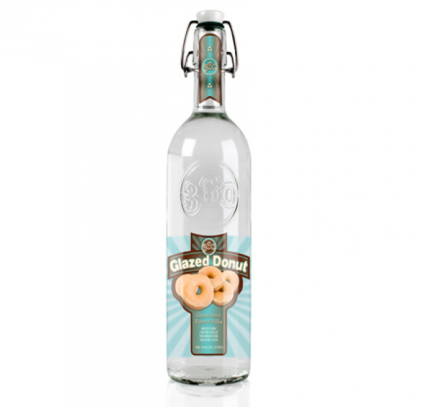glazed doughnut vodka