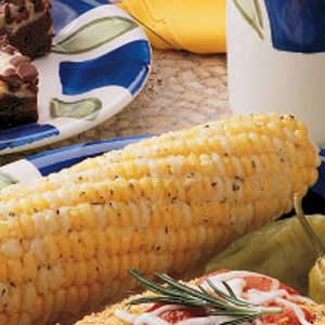 Taste of Home Parmesan Corn on the Cob