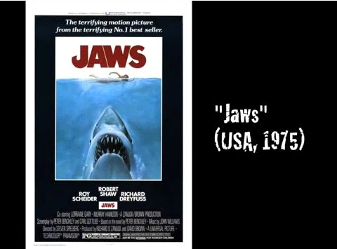 1975 Movie Jaws