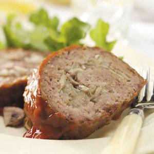 Taste of Home Grilled Stuffed Meatloaf