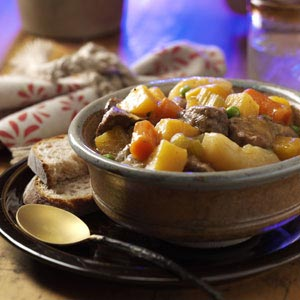 Hearty Hunter 's Stew from Taste of Home