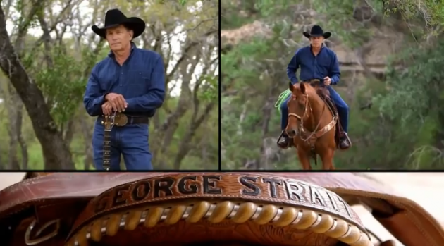 george strait and his wranglers