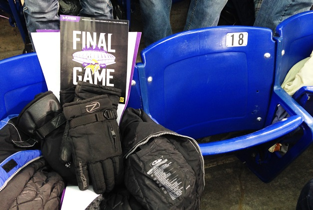 metrodome chair