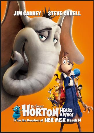 dr seuss movie poster
