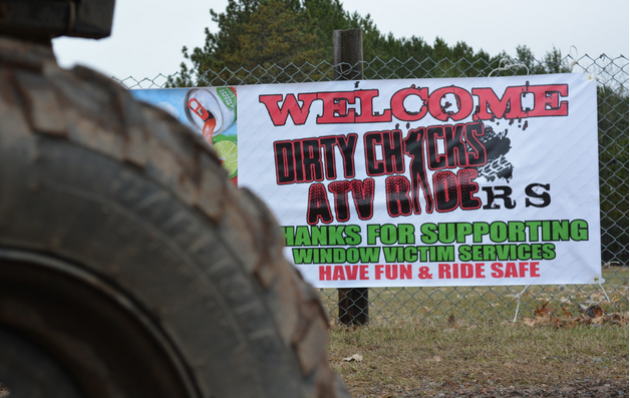 Dirty Chicks Banner