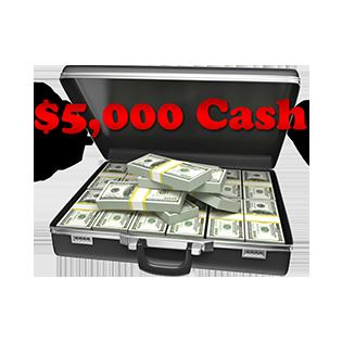 5000Cash