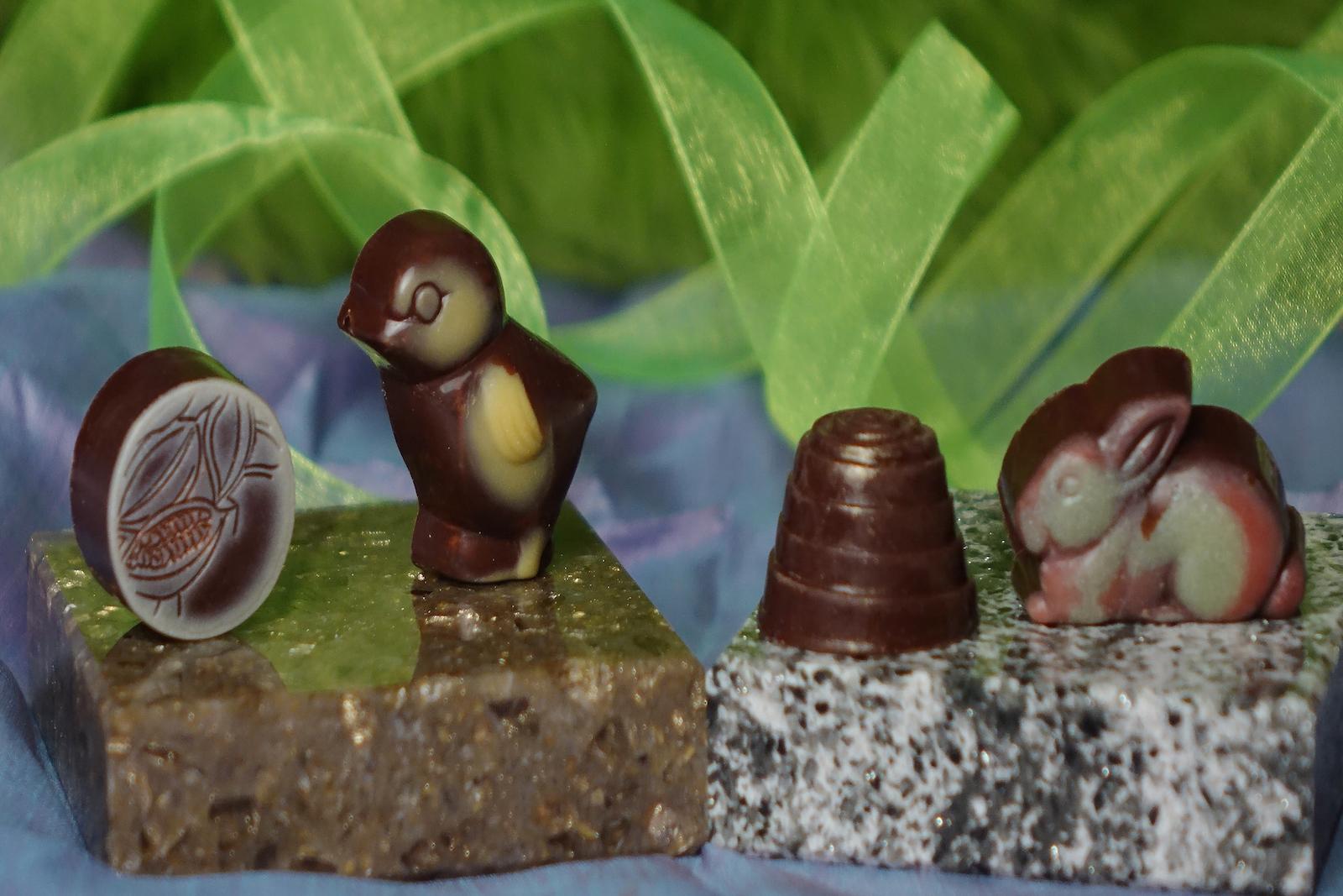 Heidi Ash, Chocolatier