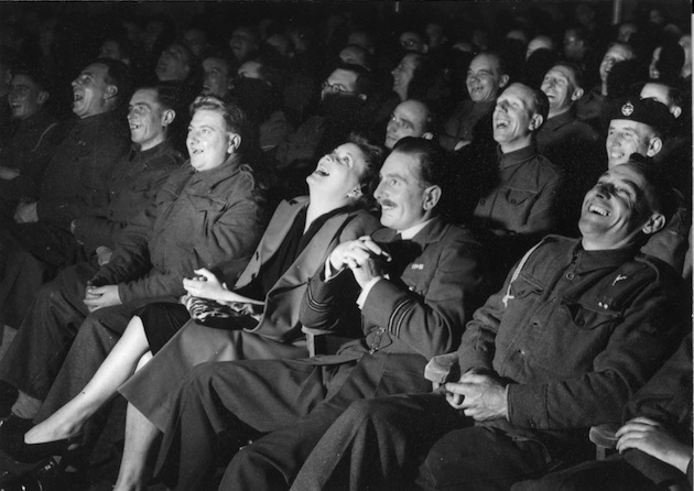 Laughing Audience