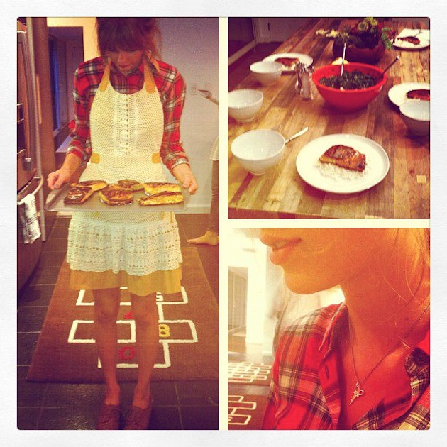Taylor Swift_Baking