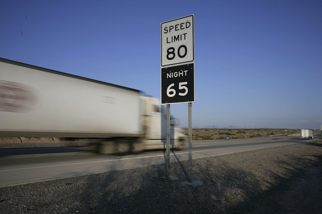 Parts Of Texas Raise Speed Limit To 85, Nations Highest