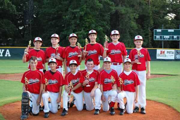 PG REDS District Champs 2012
