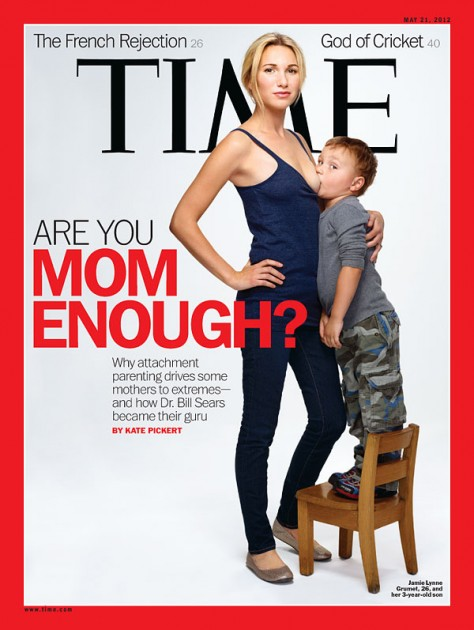 mom on time mag cover