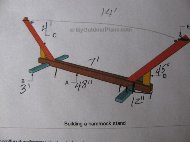 Hand Built Hammock Plans