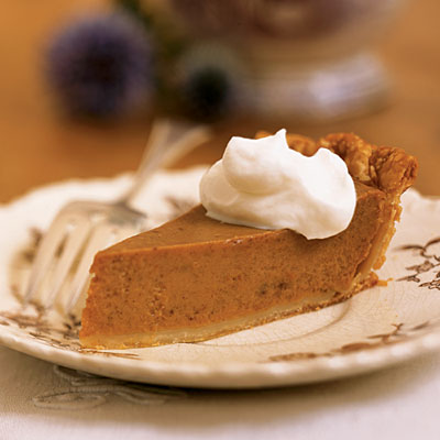 Fall classic Pumpkin Pie