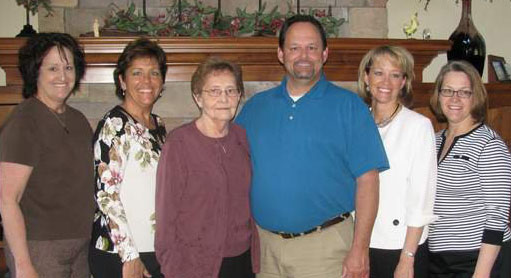 Nancy Mace Family