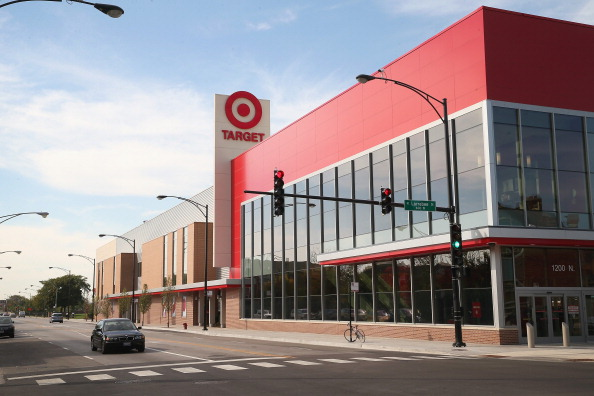 Target Store Opens