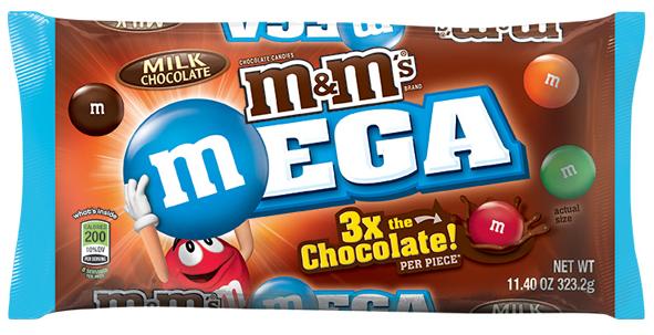 Mega M & M's
