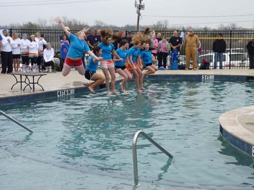SWOOK Polar Plunge