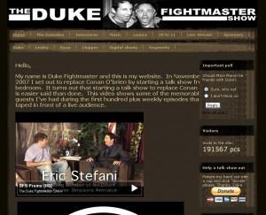 Duke Fightmaster