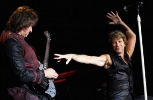 Bon Jovi is gearing up to show his romantic side at the movies!
