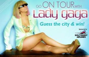 Lady Gaga Contest