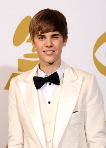 The 53rd Annual GRAMMY Awards - Justin Bieber