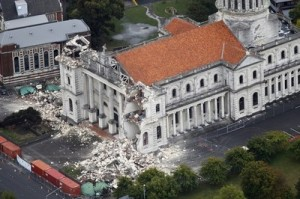 Death Toll Rises Following Christchurch Earthquake in New Zealand