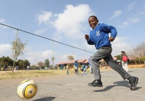 Kids who play and exercise also do better in school.