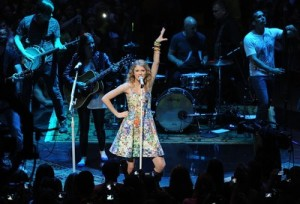 Taylor Swift makes a Friday appearance on the Disney Channel!