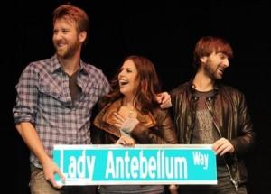 Lady Antebellum shares details of a platinum musical decision!