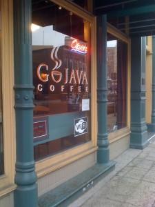 Go Java