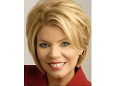 Newschannel 3 WMMT is losing two anchors to WOOD TV-8's Suzanne Geha