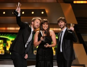 Lady Antebellum can't stop winning!