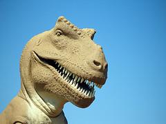 A dinosaur dream come true!