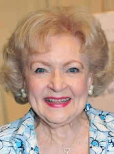 Betty White (Photo by Slaven Vlasic/Getty Imgaes)