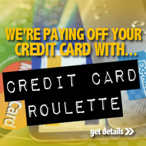 Credit Card Roulette