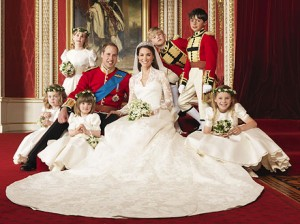 William & Kate stay in London on their wedding night!